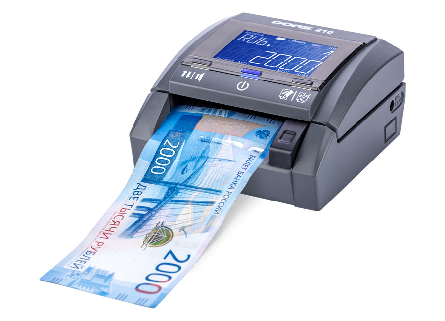Детекторы банкнот валют